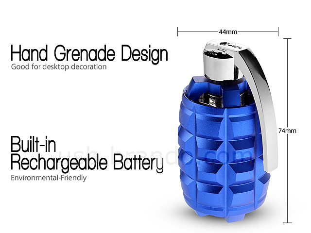 USB Hand Grenade MP3 Player