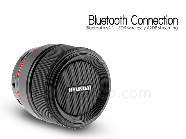 USB Camera Lens Bluetooth MP3 Player