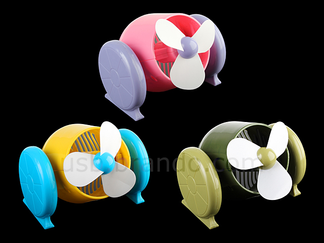 USB Cannon Fan