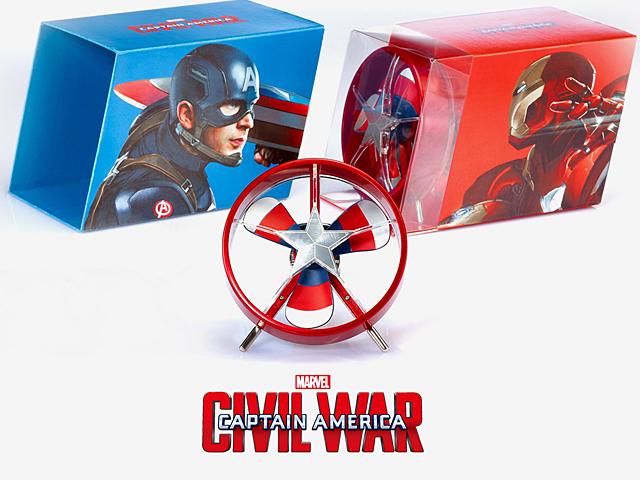 Infothink Captain America 3 Usb Mini Fan