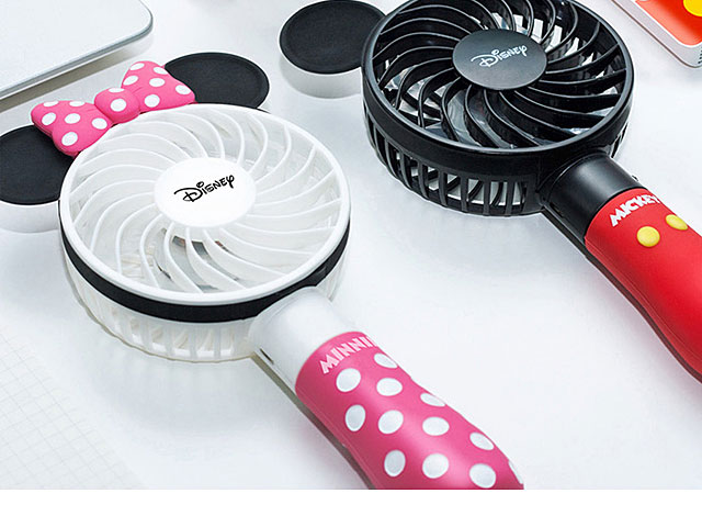 Mickey Minnie Portable USB Fan