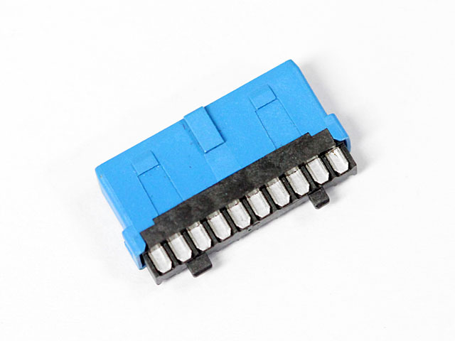 USB 3.0 20-pin Male Solder Type USB 3.0 Female Header