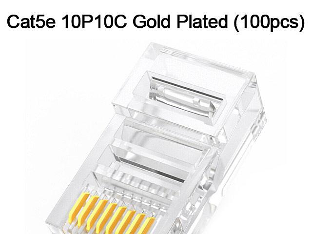 cat5e rj45 8p8c modular plug connector cat5e 10p10c gold plated rh usb brando com 3 Prong Plug Wiring Diagram 3 Prong Plug Wiring Diagram