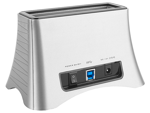 USB 3.0 SATA HDD Docking Station (Y-1071)