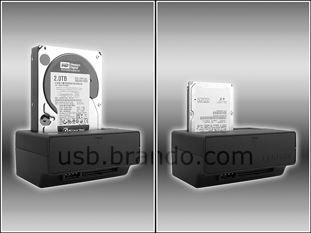USB 3.0 SATA/IDE HDD Dock