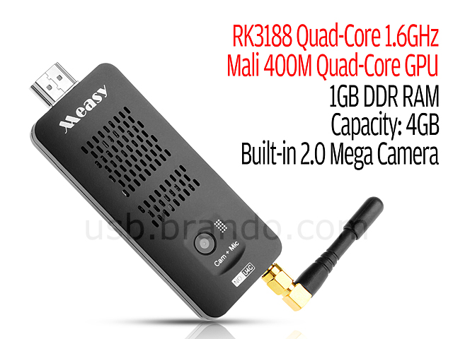 Measy U4C Quad-Core Bluetooth Android Thumb PC