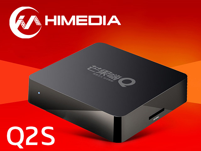 Hi-Media Q2S Quad Core Android Smart TV Box