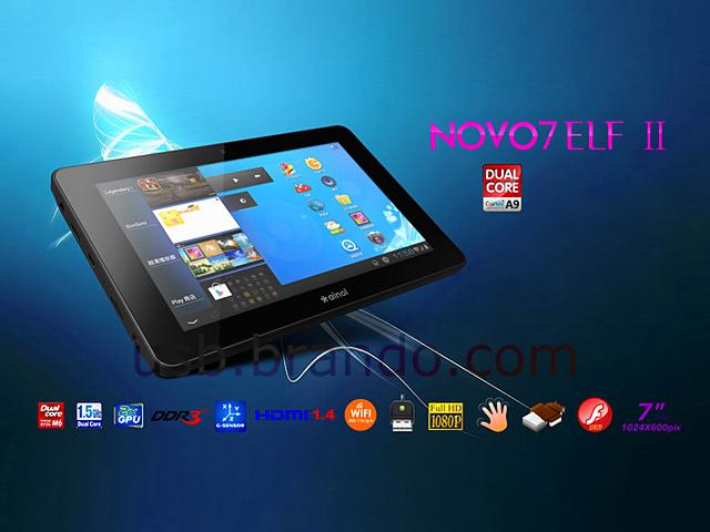 Tablet Firmware