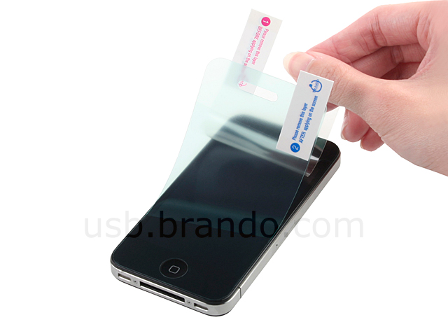 Brando Workshop Ultra-Clear Screen Protector (GADMEI E8-3D Tablet)