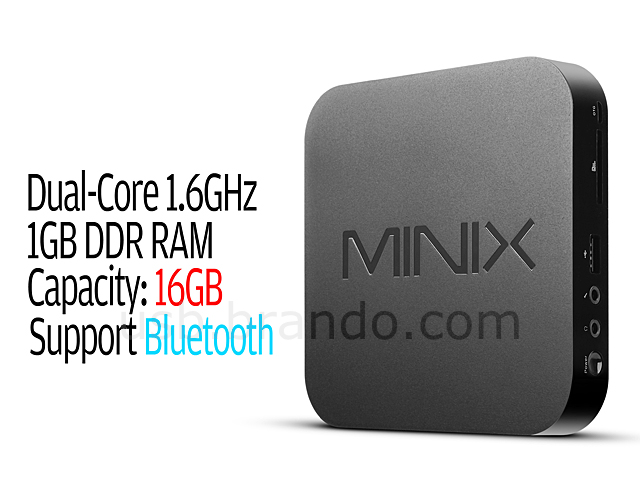 MINIX NEO X5 Dual-Core Android TV Box