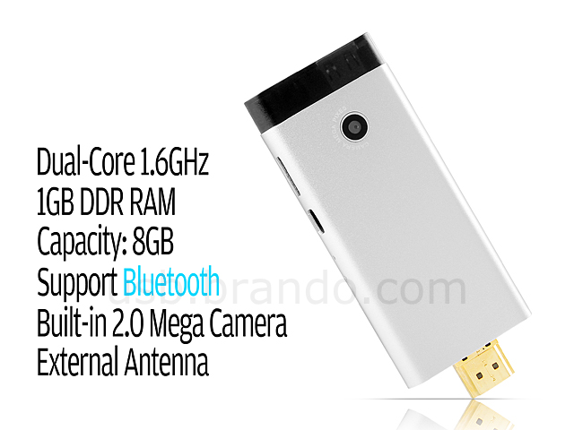 Dual-Core Bluetooth Android Thumb PC with Camera II