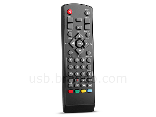 MPEG4 DVB-T2 HD Receiver Digital Television Box