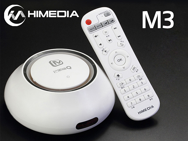 Hi-Media M3 Quad Core Smart TV Box