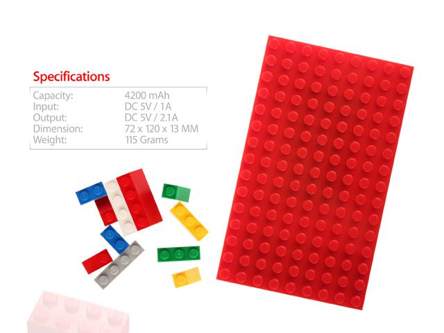 LEGO® Power Brick 4200mAh