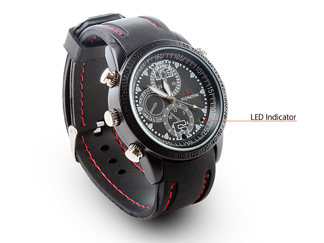 Bluetooth Watch with Spy Earpiece Set