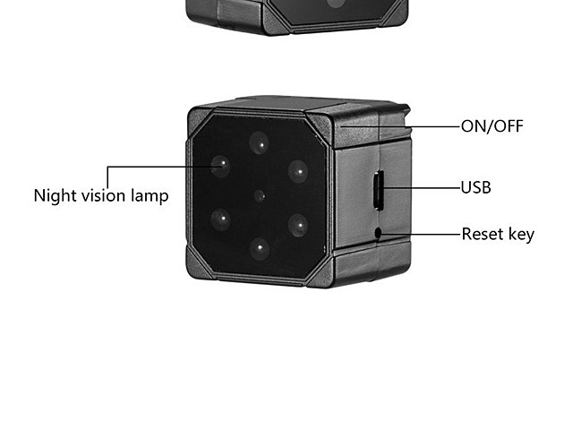 SQ19 Mini Surveillance Camera