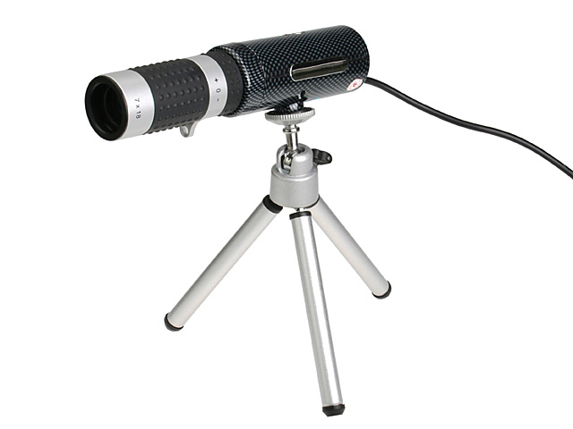 Usb Web Cam With Telescope