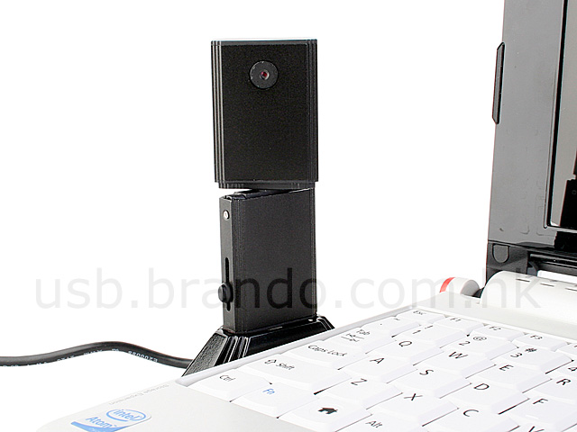 USB 2-in-1 Web Cam