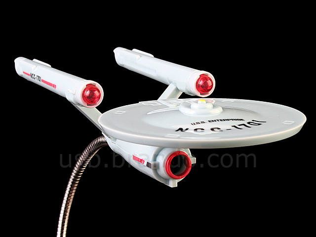 Star Trek USB Enterprise Webcam