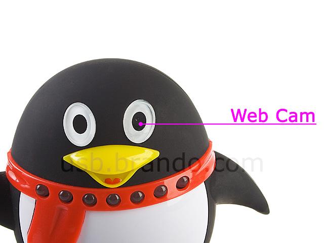 Usb Penguin Web Cam