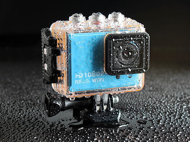 AT200 Waterproof Sports HD Cam