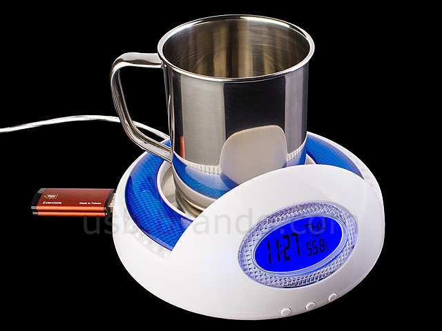 3-In-1 USB Combo Cup Warmer