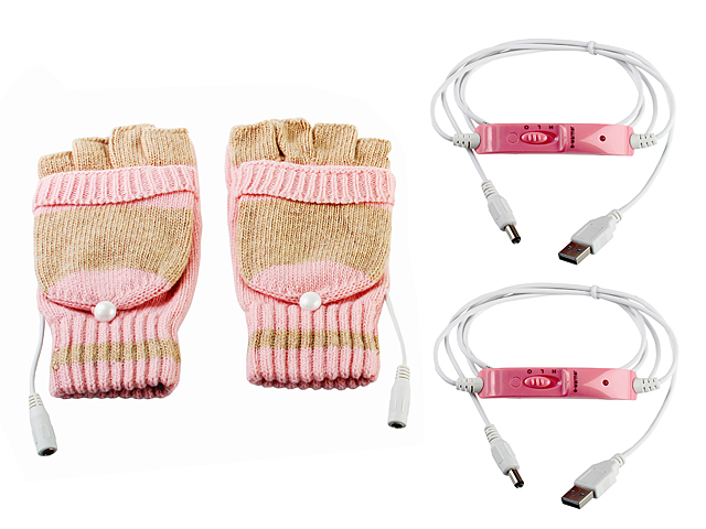 USB Lady Gloves
