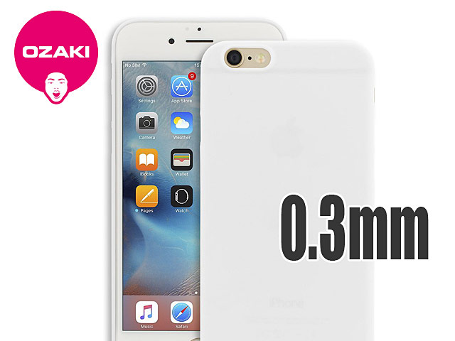 Ozaki O!coat 0.3mm Solid Pro Case for iPhone 6 / 6s
