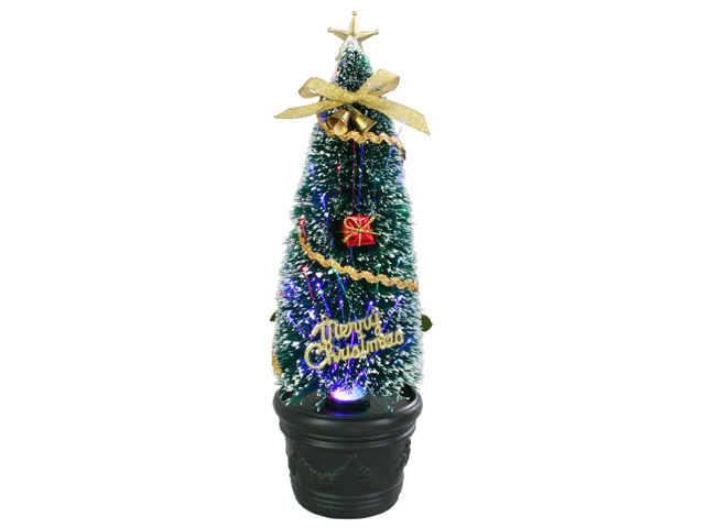 USB Fiber Optic Christmas Tree I