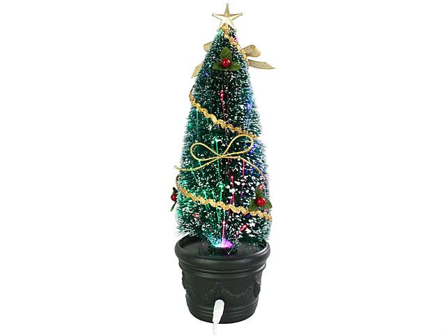 Usb Fiber Optic Christmas Tree I