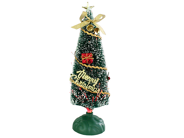 USB Music Fiber Optic Christmas Tree