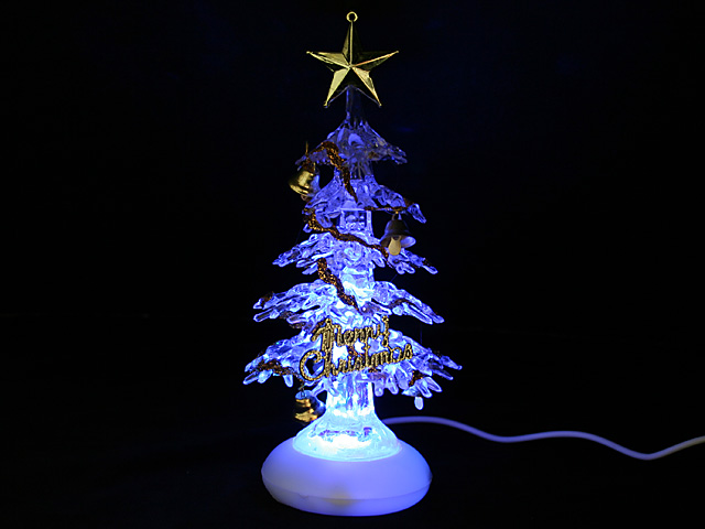 USB Golden Bell LED X