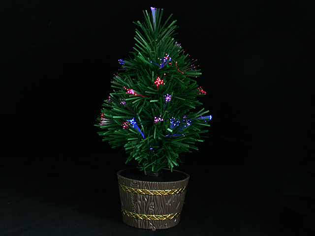 USB Fiber Optic Christmas Tree II