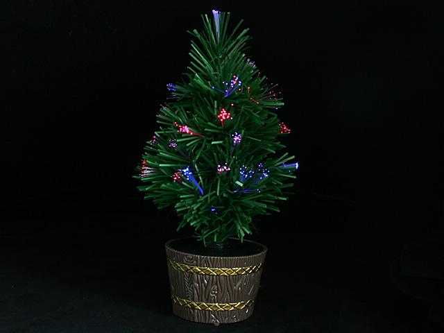 USB Fiber Optic Christmas Tree II