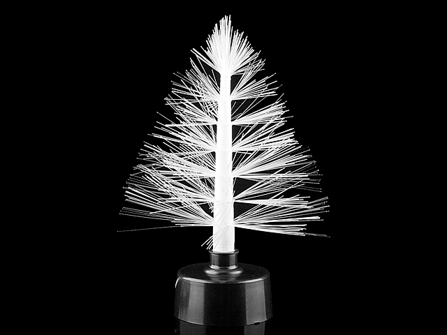 USB Fiber Optic Christmas Tree III