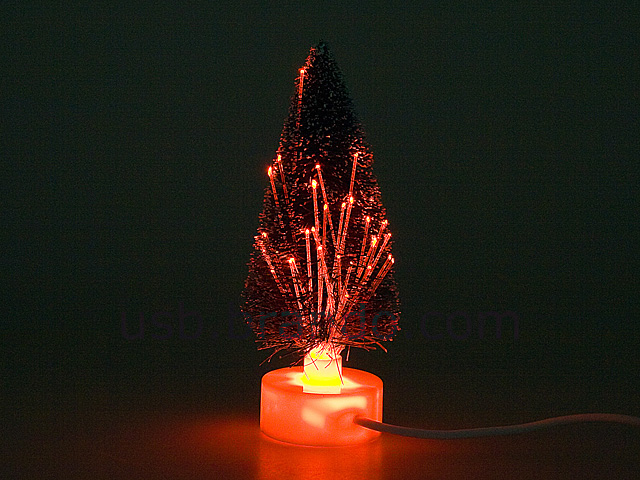 Optic Light Christmas Tree